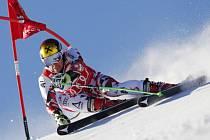 Marcel Hirscher ovládl obří slalom ve Val d'Isere.