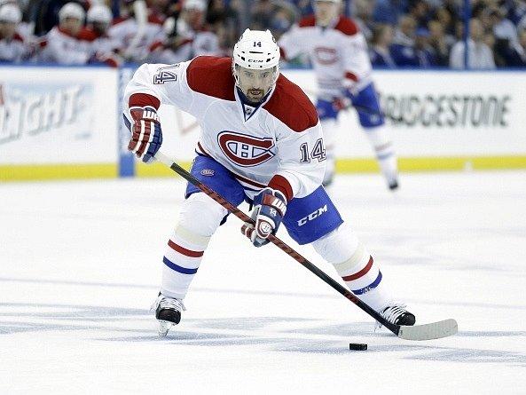 Tomáš Plekanec přispěl k výhře Montrealu jedním gólem.