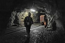 Uranový důl Rožná v Dolní Rožínce.