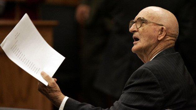 Edgar Ray Killen u soudu. Ilustrační snímek