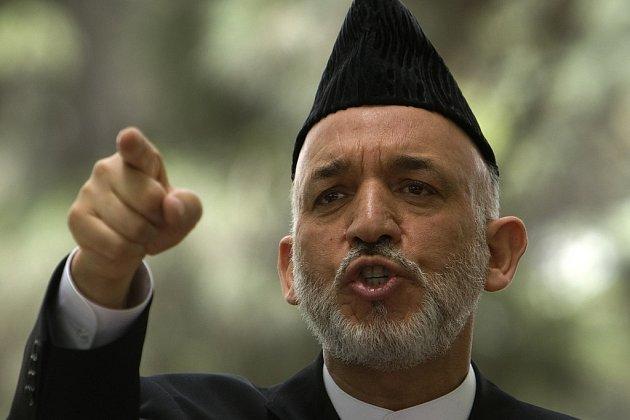 Prezident Hamíd Karzáí rostoucí odpor rebelů klade za vinu sousednímu Pákistánu.