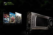 Grafická karta Nvidia GeForce GTX 980.