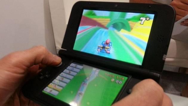 7ec64aa3b Hardwarová recenze nového modelu Nintendo 3DS XL - Deník.cz