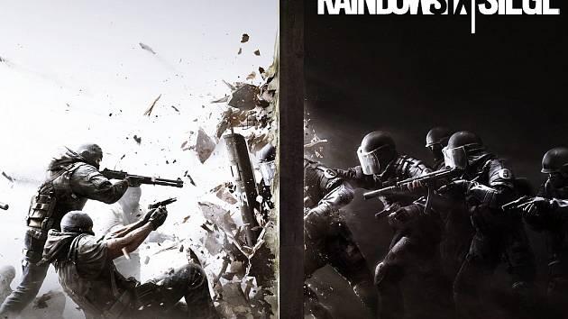 Počítačová hra Rainbow Six: Siege.