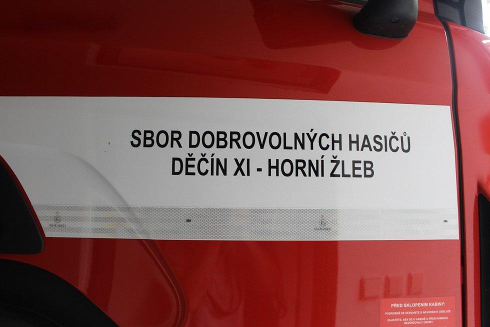Dobrovolní hasiči v Horním Žlebu fungují už 140 let