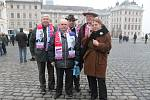 Inaugurace Miloše Zemana. Pražský hrad 8. března 2013