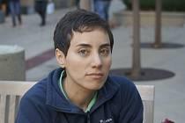 Íránská matematička Marjam Mírzácháníová