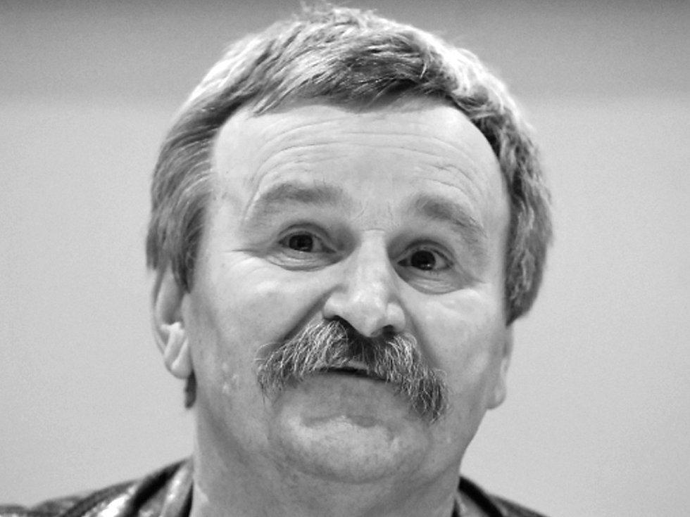 Odborník na drogovou problematiku Ivan Douda.