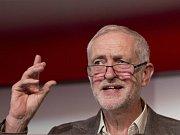 Lídr britských labouristů Jeremy Corbyn.