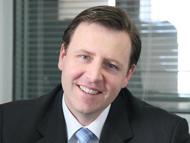 Michal Knapp, člen představenstva OVB Allfinanz, a. s.