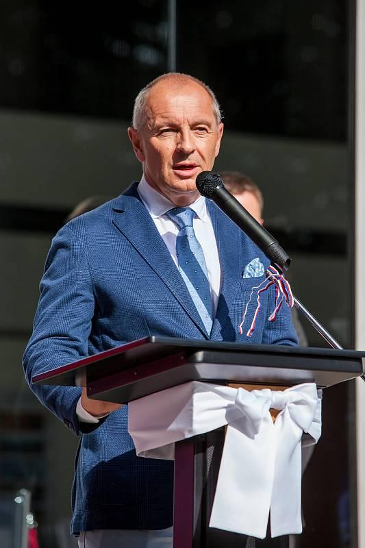Velvyslanec Libor Sečka