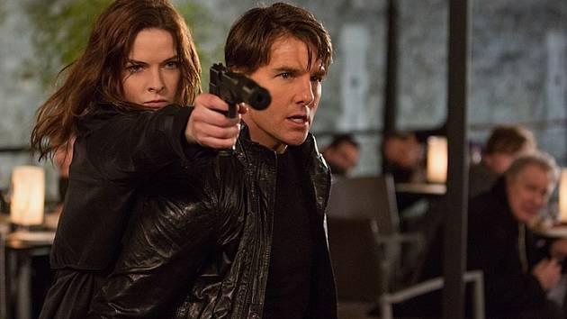 Mission Impossible - Národ grázlů.