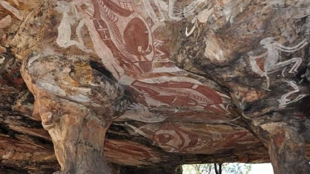 V Austrálii byla nalezena skalní malba stará 28.000 let