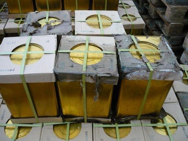 SZPI zachytila 23 tun plesnivých bambusových výhonků z Číny.