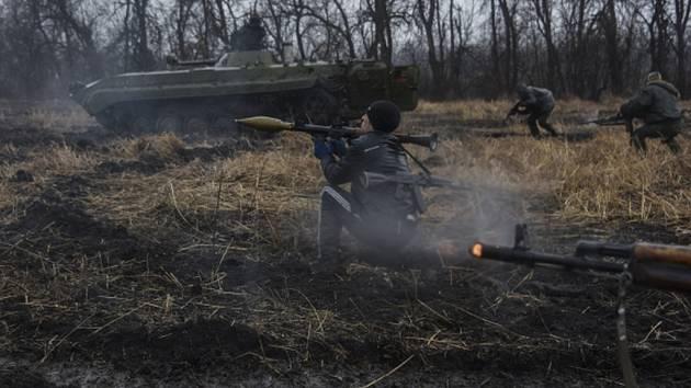 Boje na Krymu