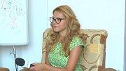 Bulharská novinářka Viktorija Marinová