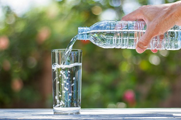 Voda - Ilustrační foto
