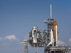 Mys Canaveral na Floridě, centrum amerického kosmického výzkumu