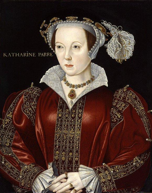 Poslední manželka Jindřicha VIII. Kateřina Parrová pro něj byla spíše ošetřovatelka, než manželka.