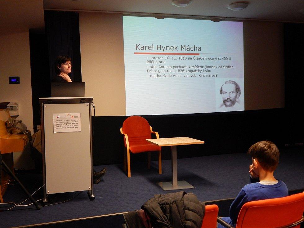 Spisovatelka Martina Bittnerová pracuje také jako lektorka ve školách a knihovnách po celé České republice.