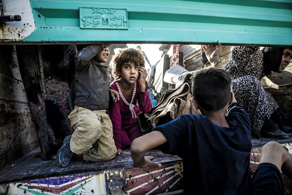 Cena UNHCR: Turecká invaze