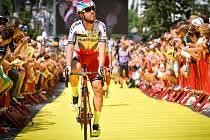 Luca Paolini měl na Tour de France pozitivní test na kokain.