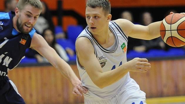 Basketbalista USK Lukáš Feštr.