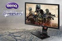 Profesionální herní monitor BenQ XL2430T.