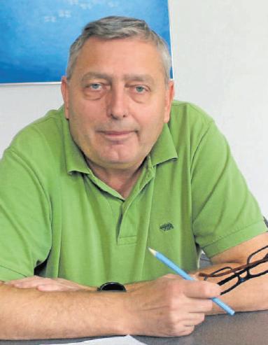 Místostarosta obce Horoměřice Ivan Král