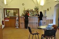 Infocentrum v Holešově.