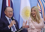 Ivanka Trumpová na summitu G20