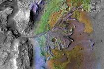 Kráter Jezero