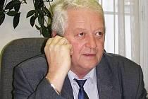 Starosta Rožmitálu Josef Vondrášek.