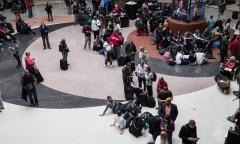 Mezinárodní letiště v Atlantě