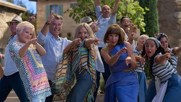 Pokračování snímku Mamma Mia!
