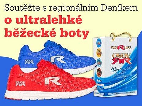 Soutěž o běžecké boty