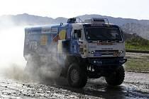 Nikolajev na Rallye Dakar.