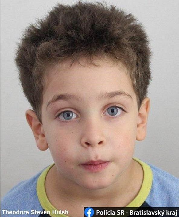 Pětiletý Theodore Steven