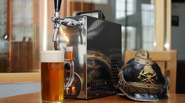 Místní pivo neprochází pasterizací, ani se nefiltruje.