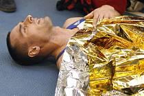 Roman Šebrle kvůli zranění nedokončil halový šampionát ve Valencii, zdravotní problémy má i nyní.
