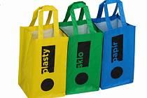 V červnu dostalo přes 130 tisíc ostravských domácností separační tašky na třídění odpadu.