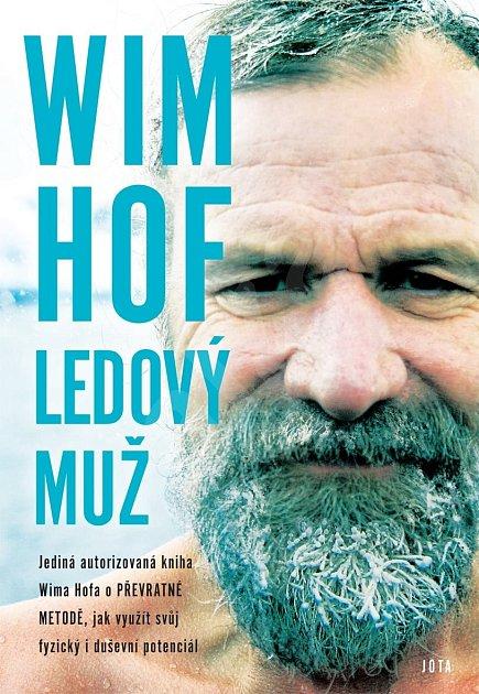 Kniha ledový muž Wima Hofa