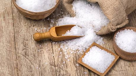 Zdravá sůl neexistuje.