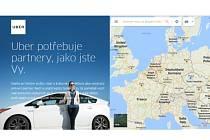 Google se dohodl na využívání svých map s firmou Uber