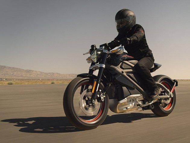 Harley-Davidson Project LiveWire.