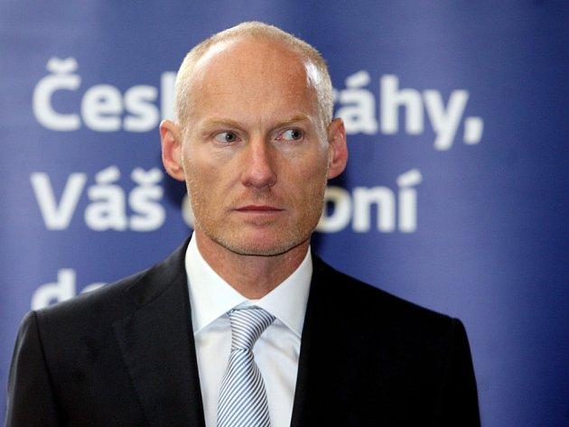 Petr Žaluda.