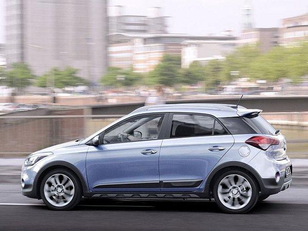 Hyundai i20 Active.
