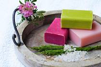 Domácí mýdlo