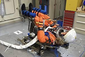 NASA hledá jméno pro figurínu, která poletí k Měsíci při testovací misi Artemis I. Na výběr je osm jmen. Foto: NASA