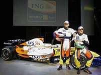 Josef Dubský získal místo u obhájce poháru kontruktérů, stáje Renault.